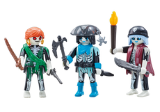 Playmobil Three Ghost Pirates 6592