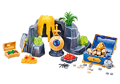 6594 Large Treasure Rock Hideout