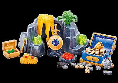 6594 Large Treasure Rock Hideout