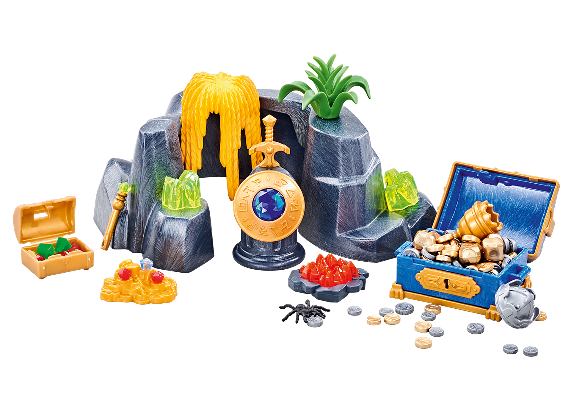 http://media.playmobil.com/i/playmobil/6594_product_detail/Rocha com esconderijo do tesouro