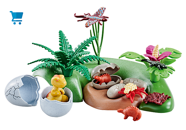 6597_product_detail/Dino-Baby im Nest