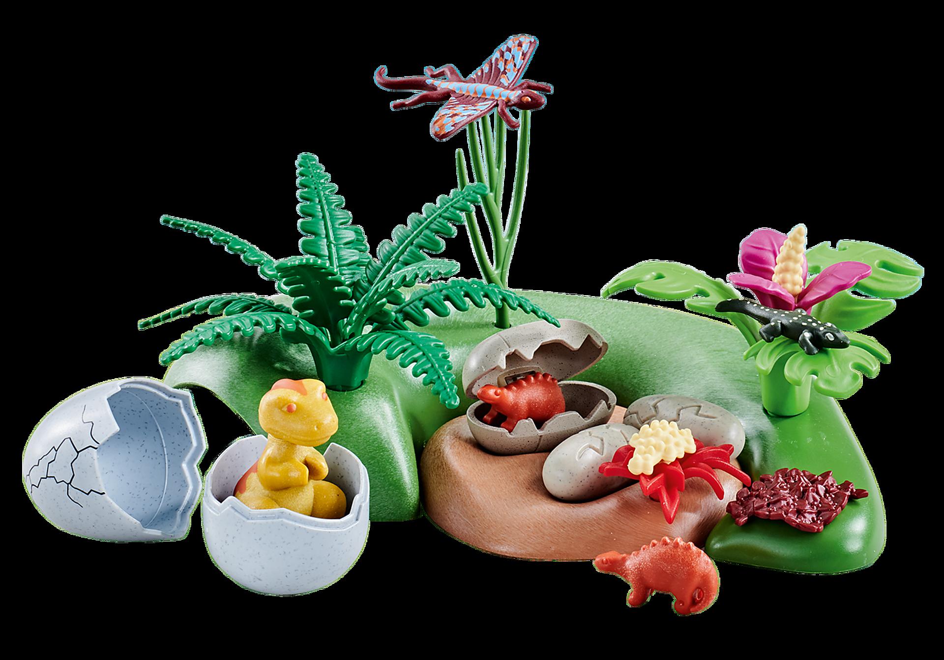 http://media.playmobil.com/i/playmobil/6597_product_detail/Dinosaurios Bebés con Nido