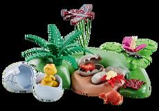 Playmobil Dino Babies With Nest 6597