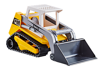6599_product_detail/Compact Bulldozer