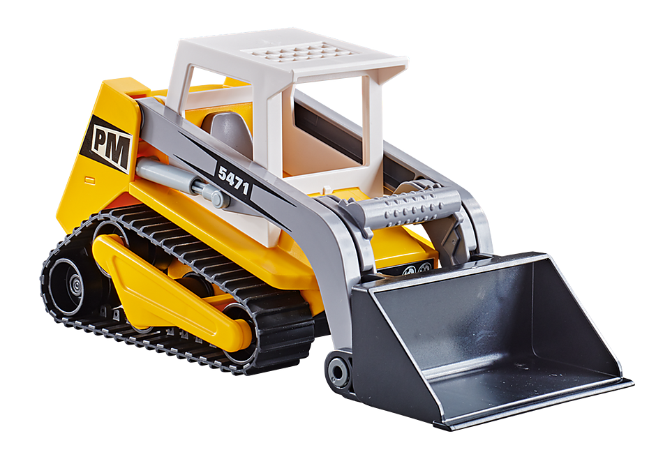 6599 Compact Bulldozer detail image 1