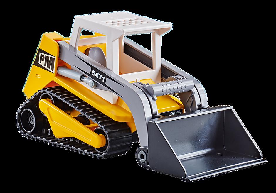 6599 Compacte buldozer  detail image 1