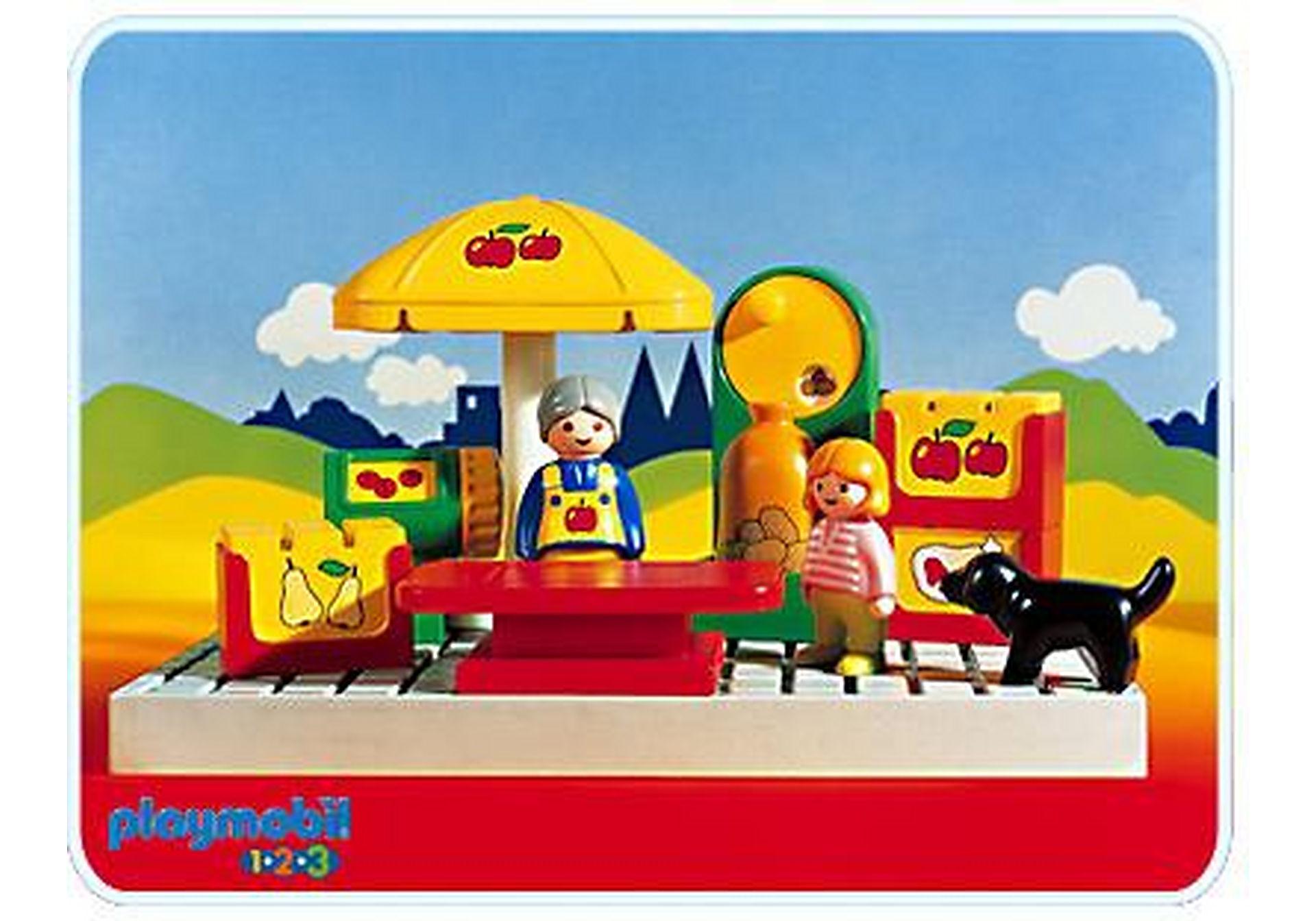 6602-A Marktstand zoom image1