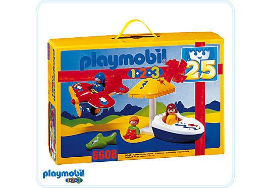 6608-A jeux de plage detail image 1