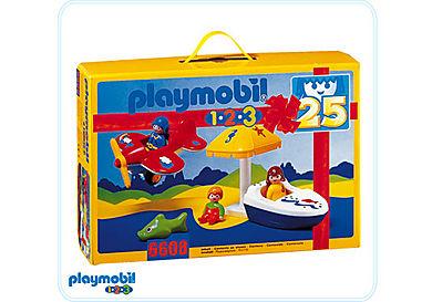 6608-A jeux de plage