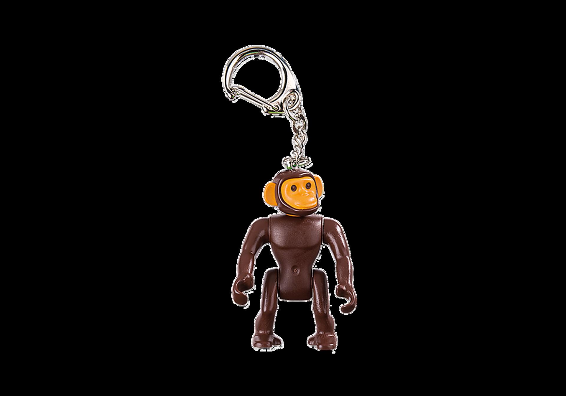 6611 Schlüsselanhänger Schimpanse zoom image1