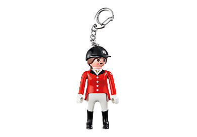 6617_product_detail/Equestrienne Keyring
