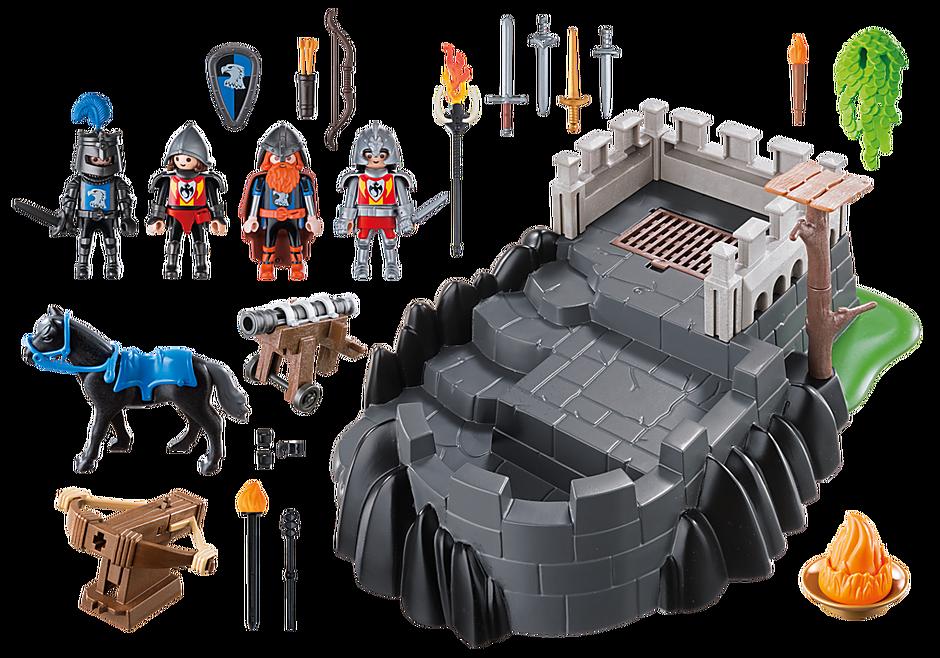6627 Bastión de los Caballeros del Dragón detail image 3