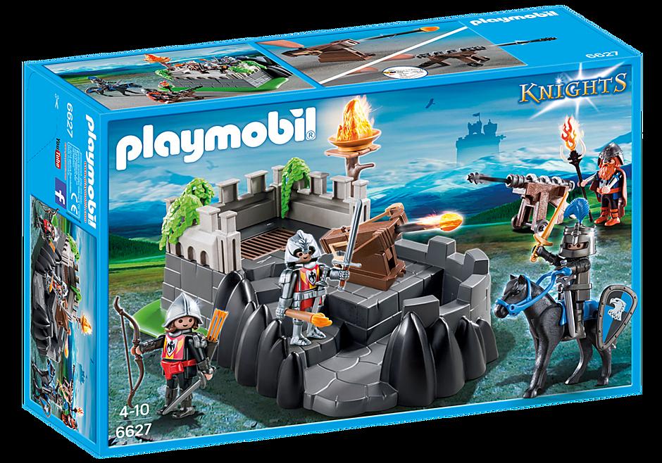 http://media.playmobil.com/i/playmobil/6627_product_box_front/Соперничество Рыцарей: Форт Рыцарей Дракона