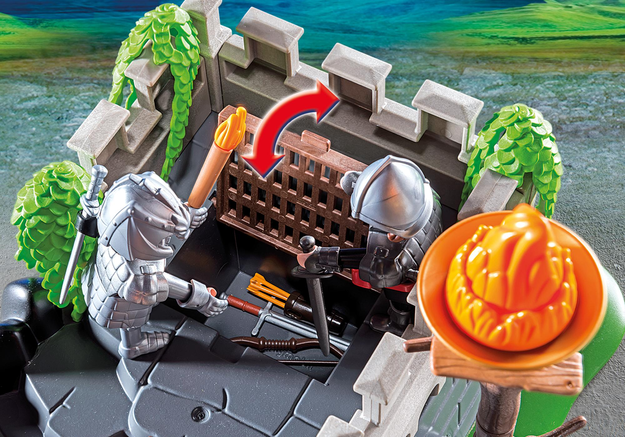 http://media.playmobil.com/i/playmobil/6627_product_extra1/Bastion des chevaliers du Dragon Ailé