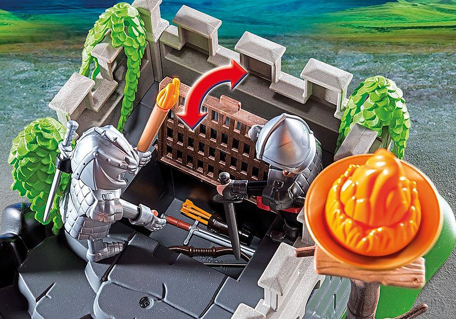 6627 Drachenritter-Bastion detail image 4