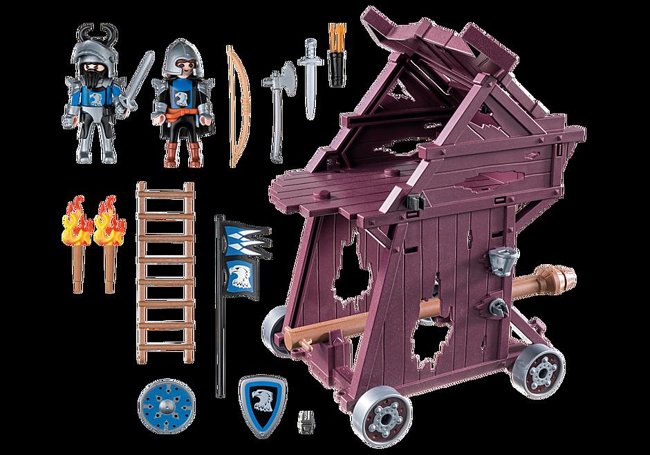 http://media.playmobil.com/i/playmobil/6628_product_box_back/Tour d'attaque des chevaliers du Faucon