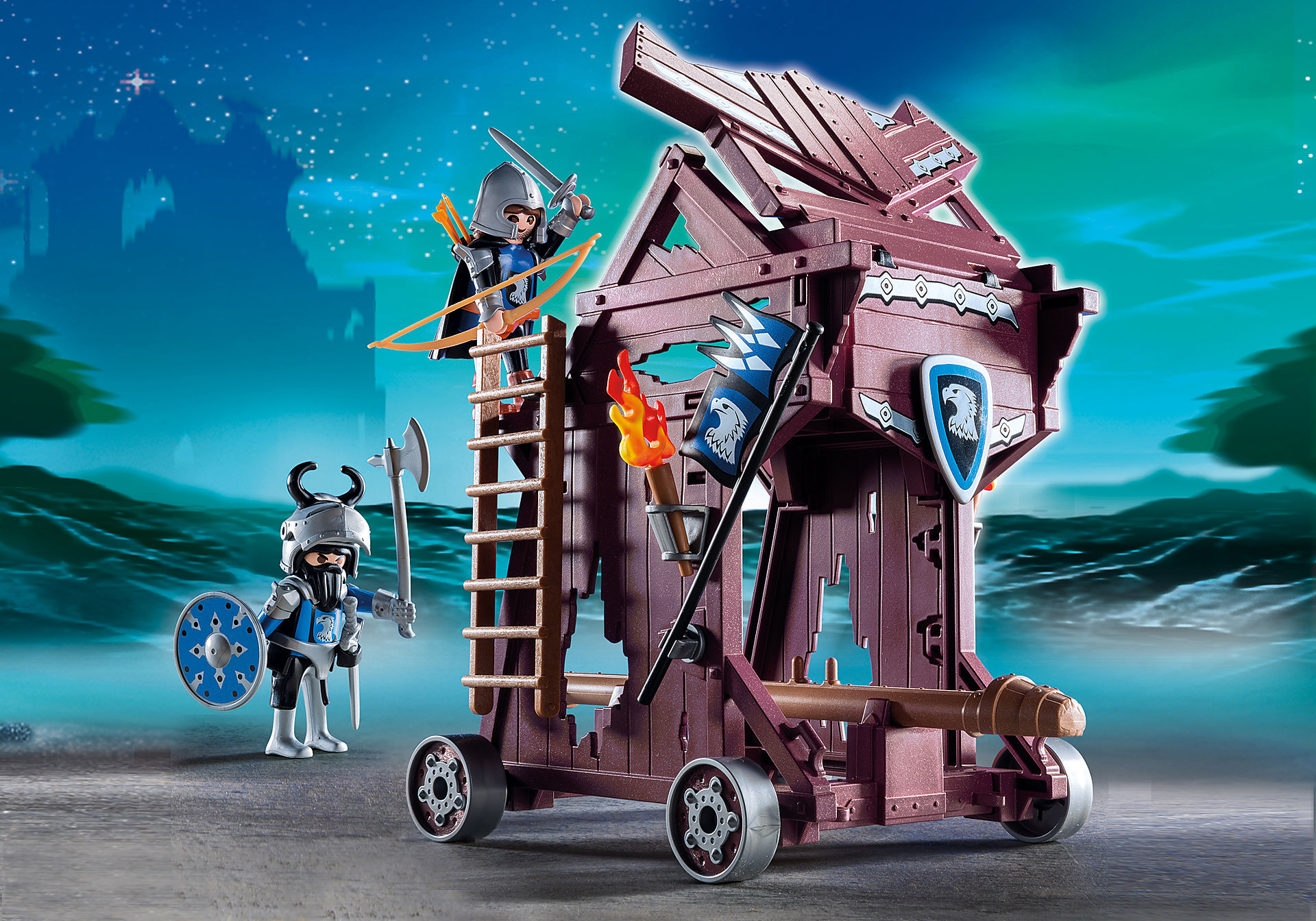 http://media.playmobil.com/i/playmobil/6628_product_detail/Torre de Ataque de los Caballeros del Halcón