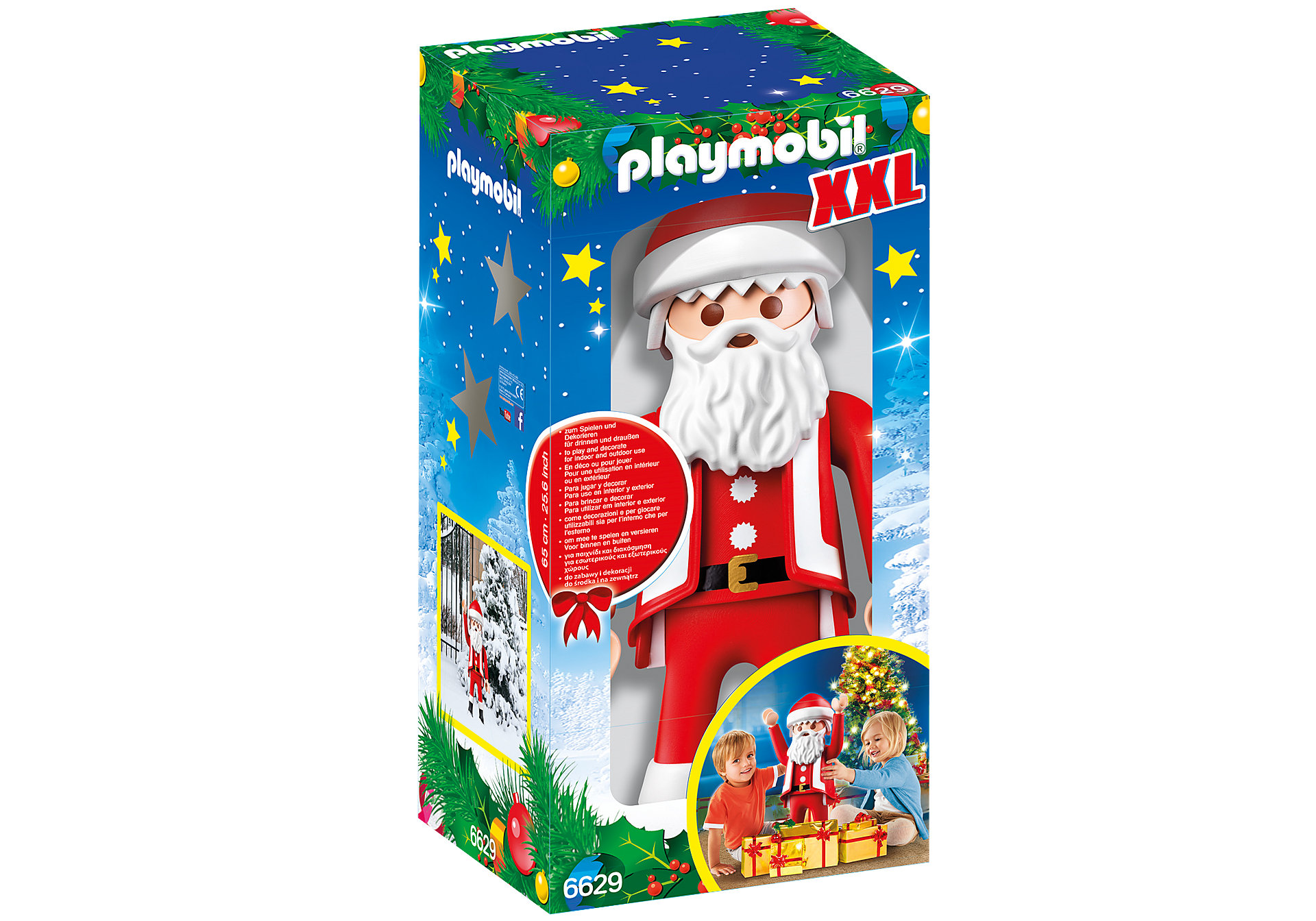6629 PLAYMOBIL Babbo Natale giocattolo zoom image2