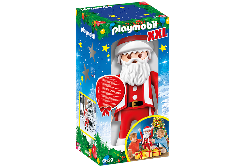 6629 PLAYMOBIL XXL Père Noël detail image 2