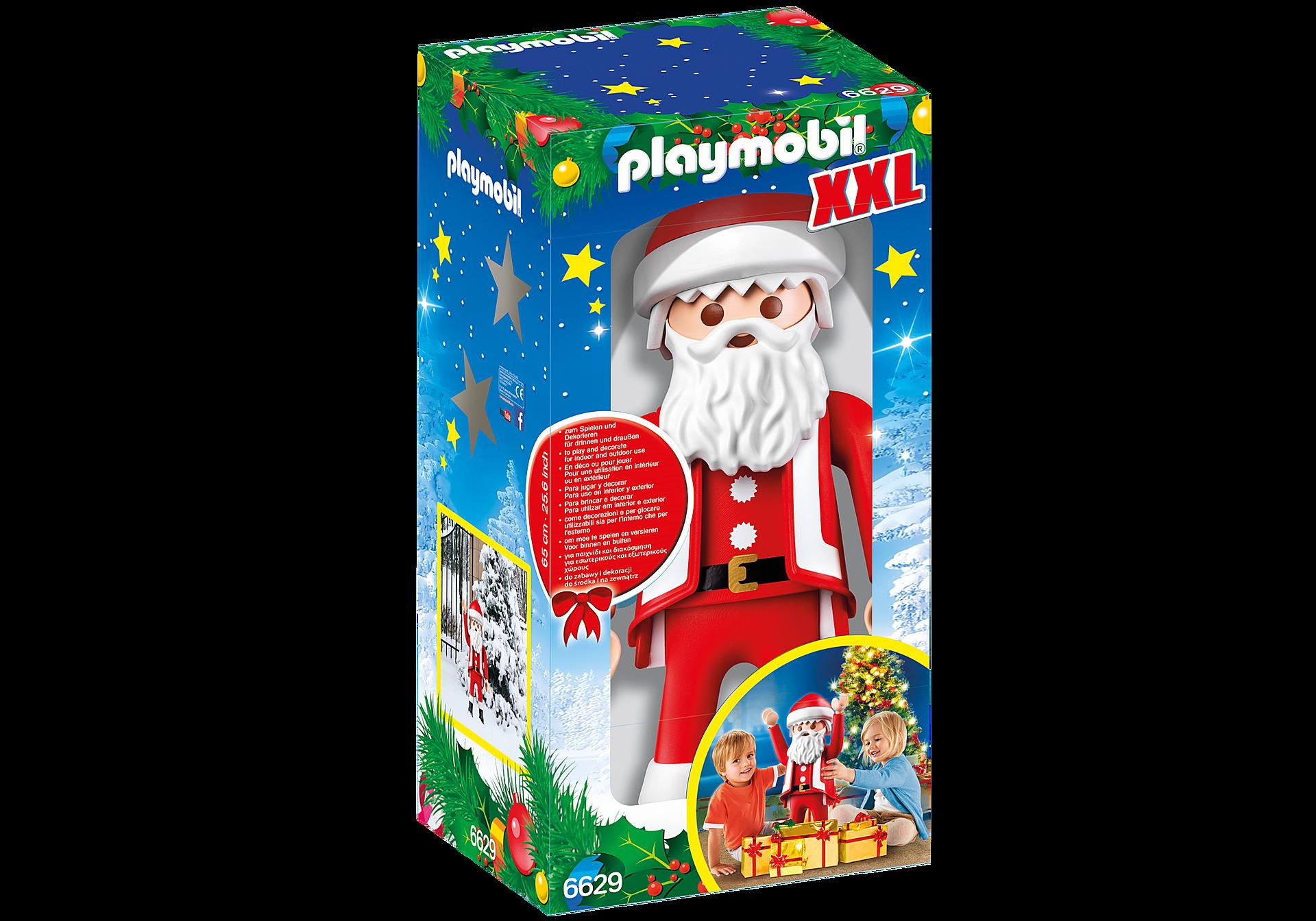6629 PLAYMOBIL XXL Santa Claus zoom image2