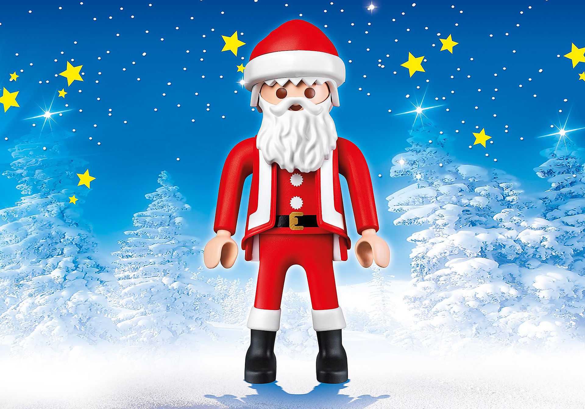 6629 PLAYMOBIL Babbo Natale giocattolo zoom image3