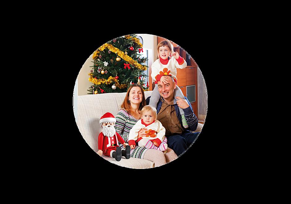6629 PLAYMOBIL XXL Papá Noel detail image 4