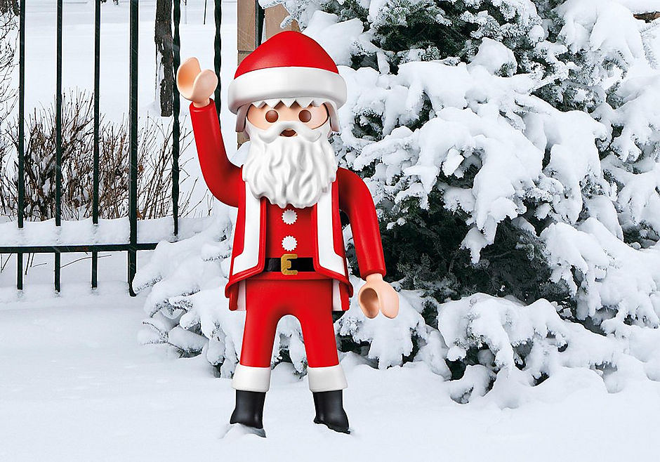 6629 PLAYMOBIL XXL Père Noël detail image 5
