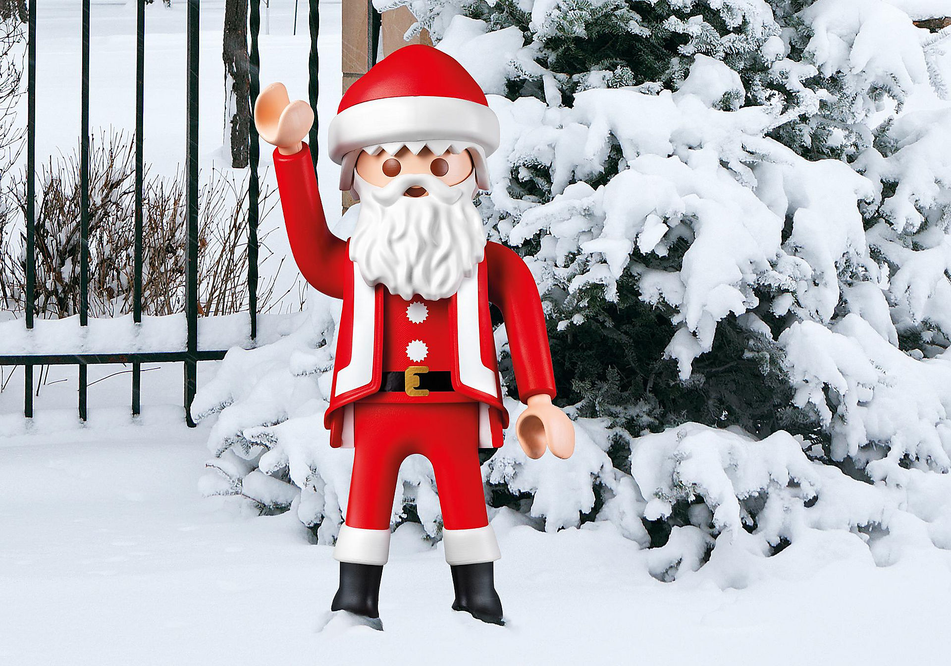 6629 PLAYMOBIL XXL Papá Noel zoom image5
