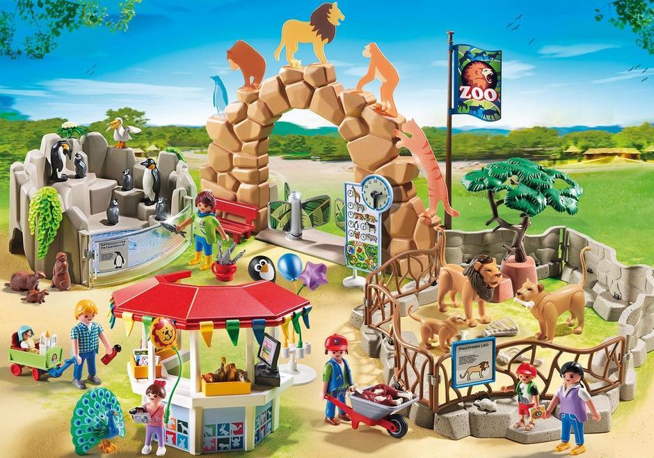 large city zoo 6634 playmobil usa