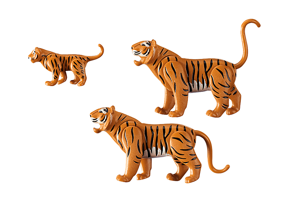6645 Tiger Family detail image 3