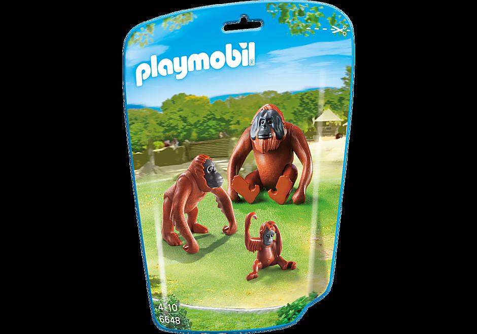 6648 Orangutan Family detail image 2