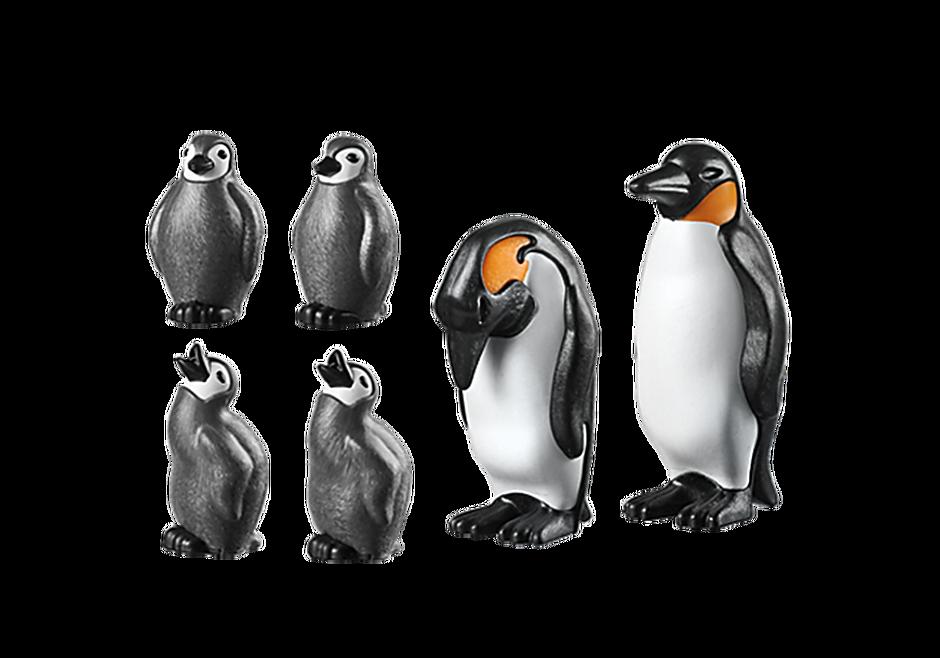 6649 Penguin Family detail image 3