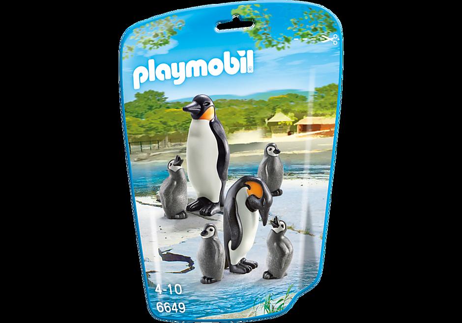 6649 Penguin Family detail image 2