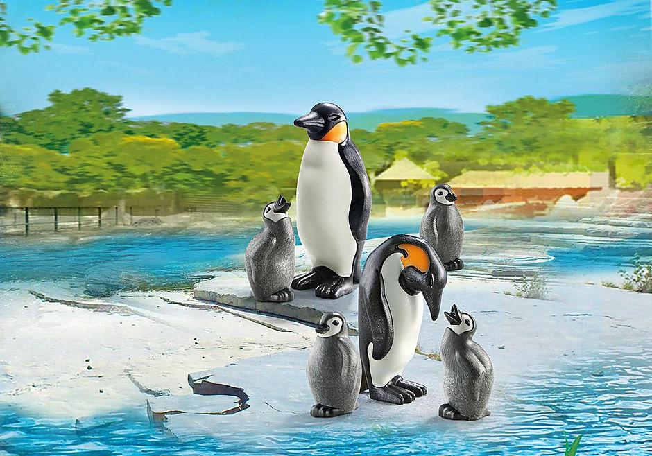 6649 Penguin Family detail image 1