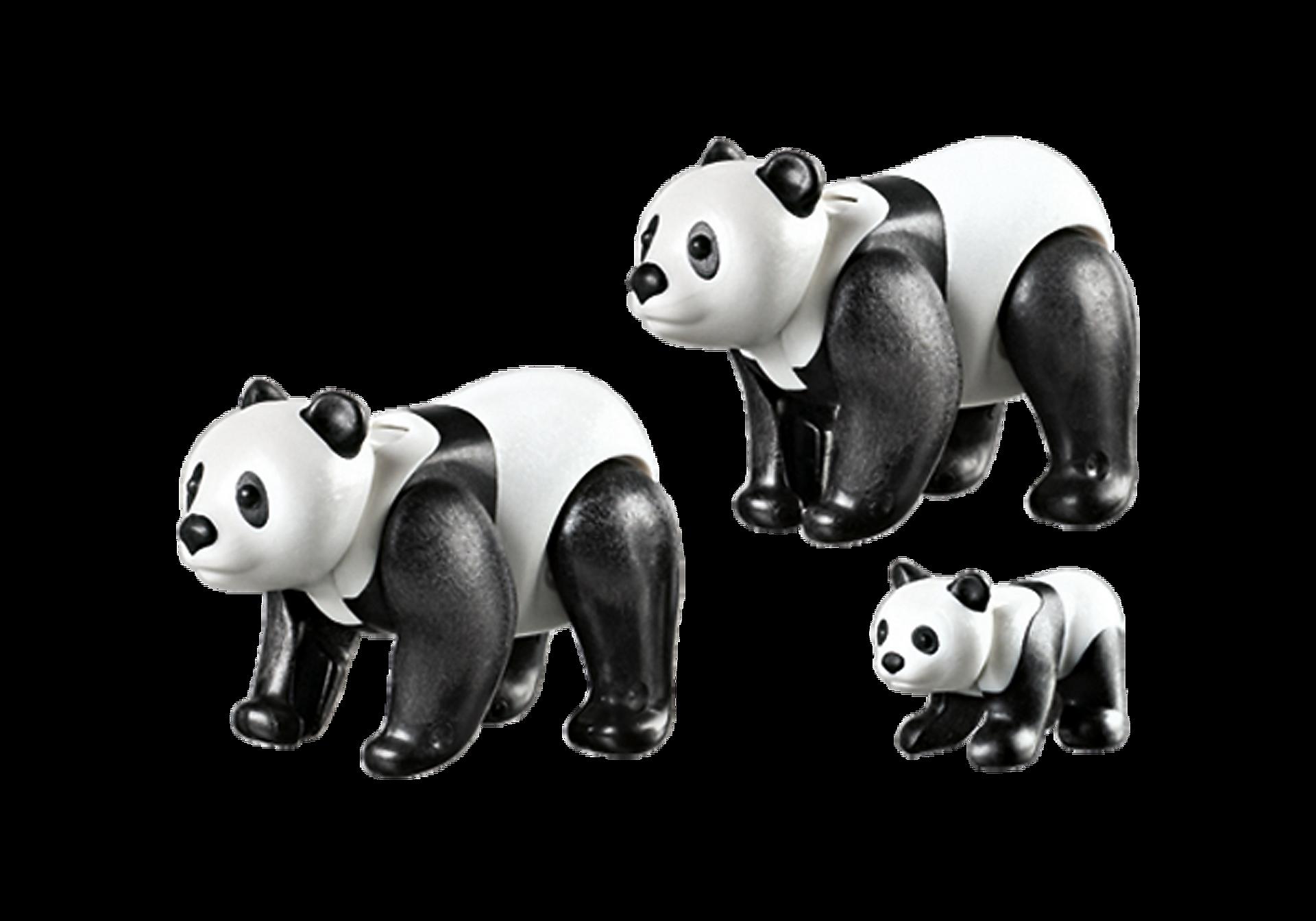 6652 Panda Family zoom image3
