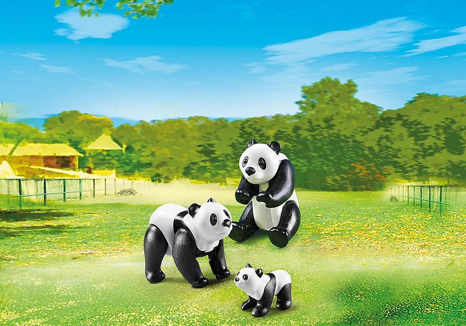 6652 Panda Family detail image 1