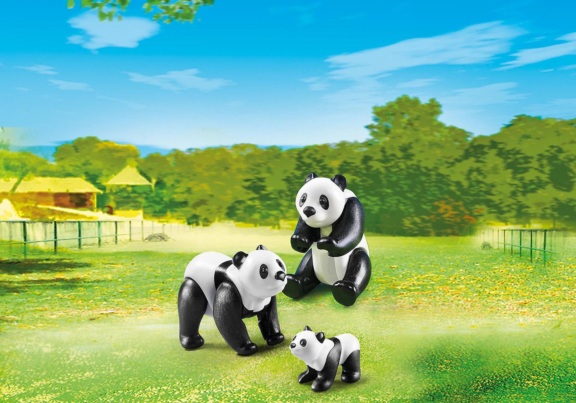 6652 Panda Family zoom image1