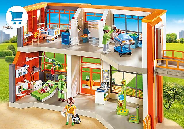6657_product_detail/Furnished Children's Hospital