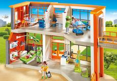 Playmobil Furnished Childrens Hospital 6657