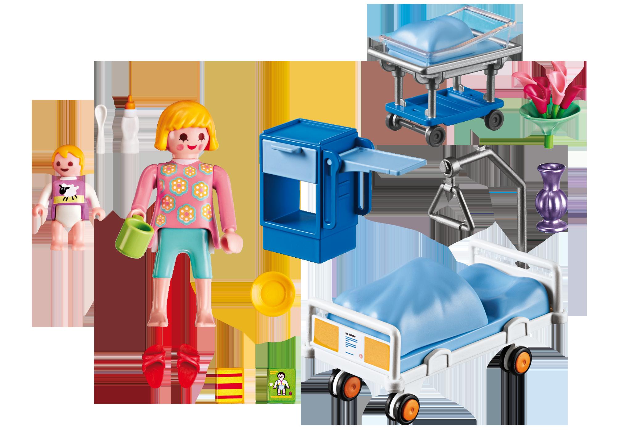 http://media.playmobil.com/i/playmobil/6660_product_box_back/Sala de Maternidad