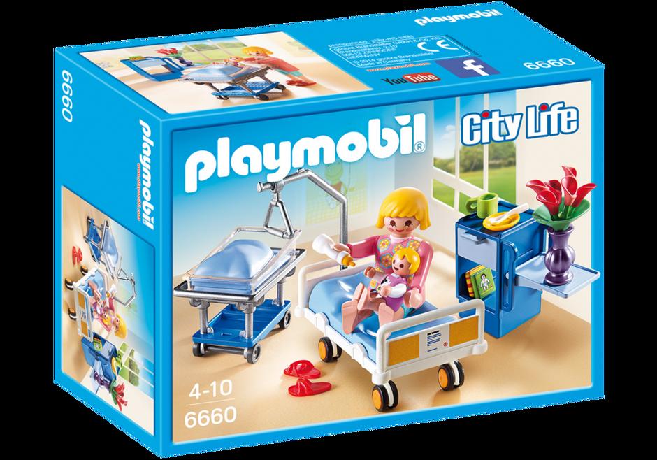 Chambre de maternit 6660 playmobil france - Amazon kinderzimmer ...