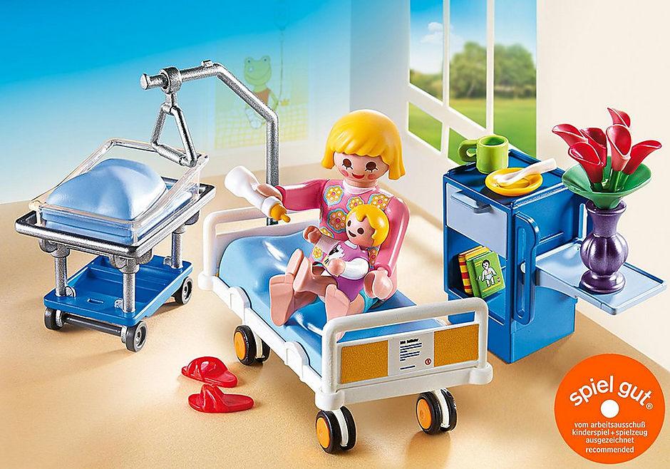 http://media.playmobil.com/i/playmobil/6660_product_detail/Krankenzimmer mit Babybett