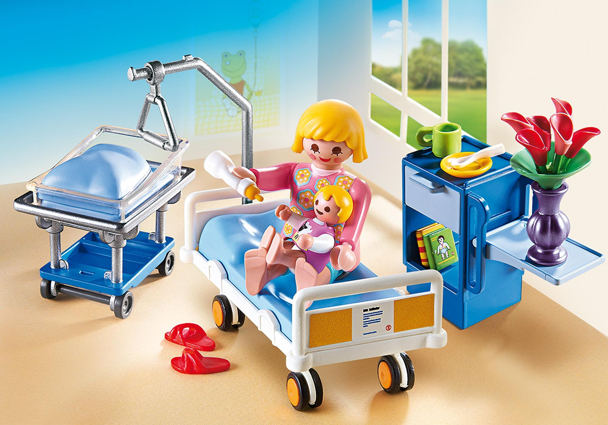 http://media.playmobil.com/i/playmobil/6660_product_detail/Sala de Maternidad
