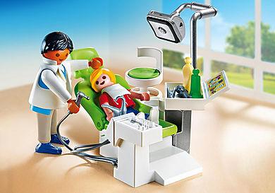 6662 Παιδοδοντίατρος με παιδάκι
