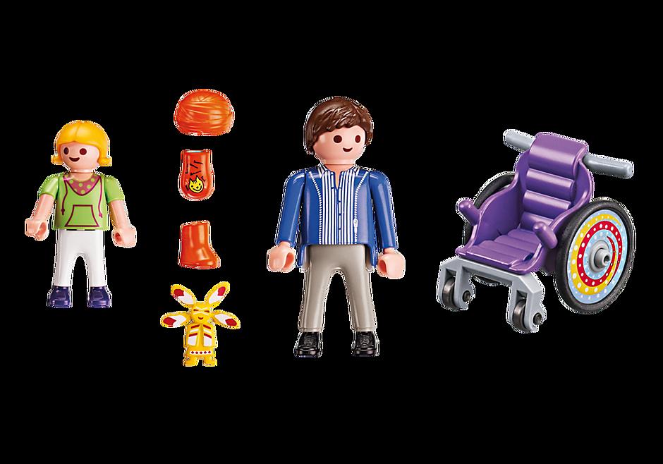 http://media.playmobil.com/i/playmobil/6663_product_box_back/Criança em Cadeira de Rodas