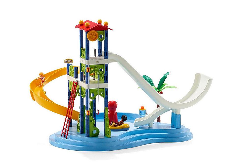 Géants Avec 6669 Playmobil® Toboggans Parc Aquatique France eWIYbDH2E9