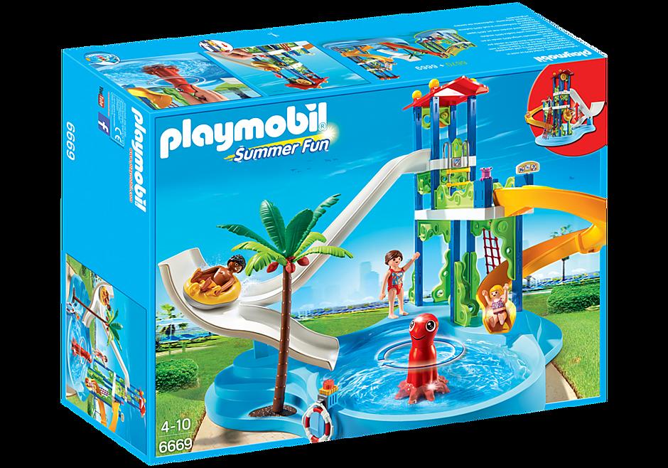 http://media.playmobil.com/i/playmobil/6669_product_box_front/Parque Acuático con Toboganes