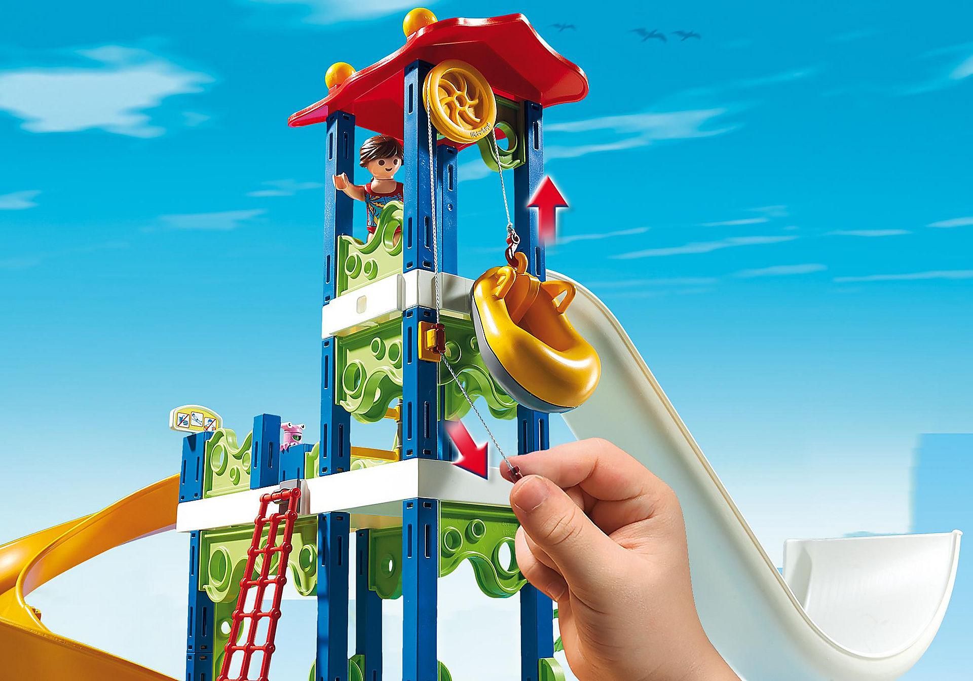 6669 Torre degli scivoli con piscina zoom image5