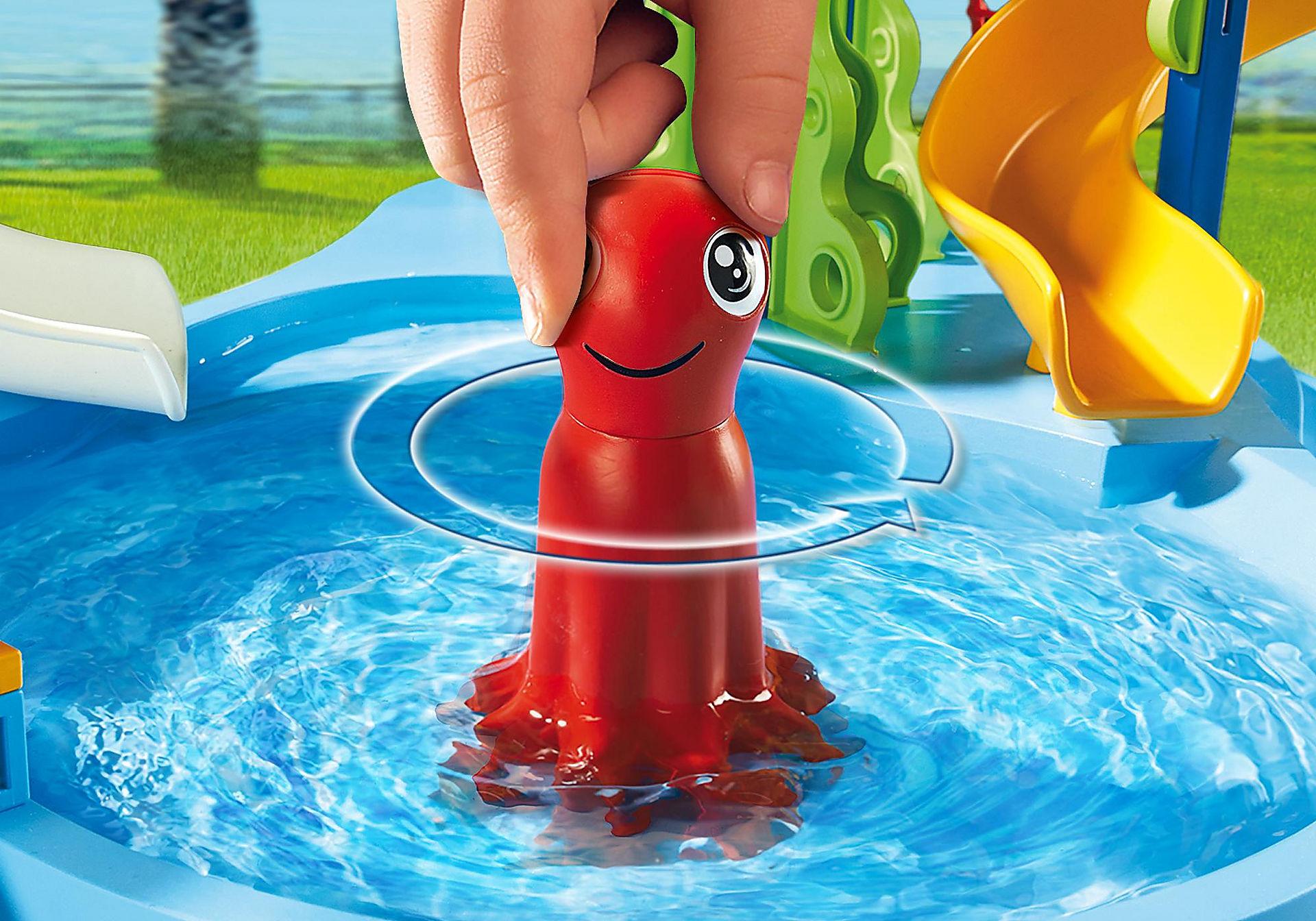 6669 Aquapark mit Rutschentower zoom image6
