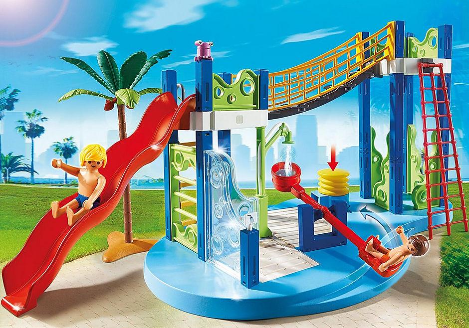 6670 Aire de jeux aquatique detail image 1
